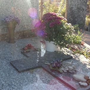 Tombe de Violette Leduc